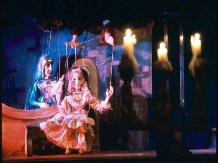 National Marionette Theatre of Praga