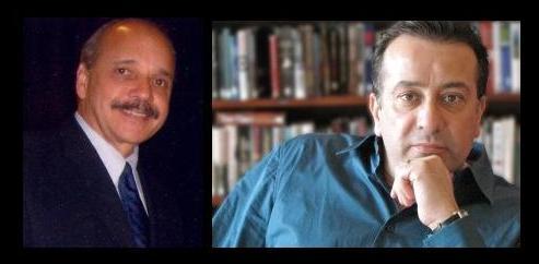 Iván Acosta y Frank Rodríguez