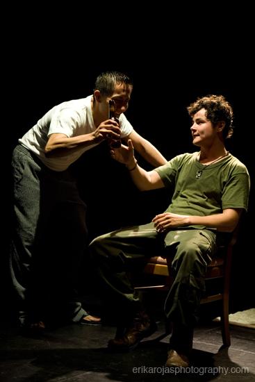 Foto: Erika Rojas. Cortesía de Teatro Retablo