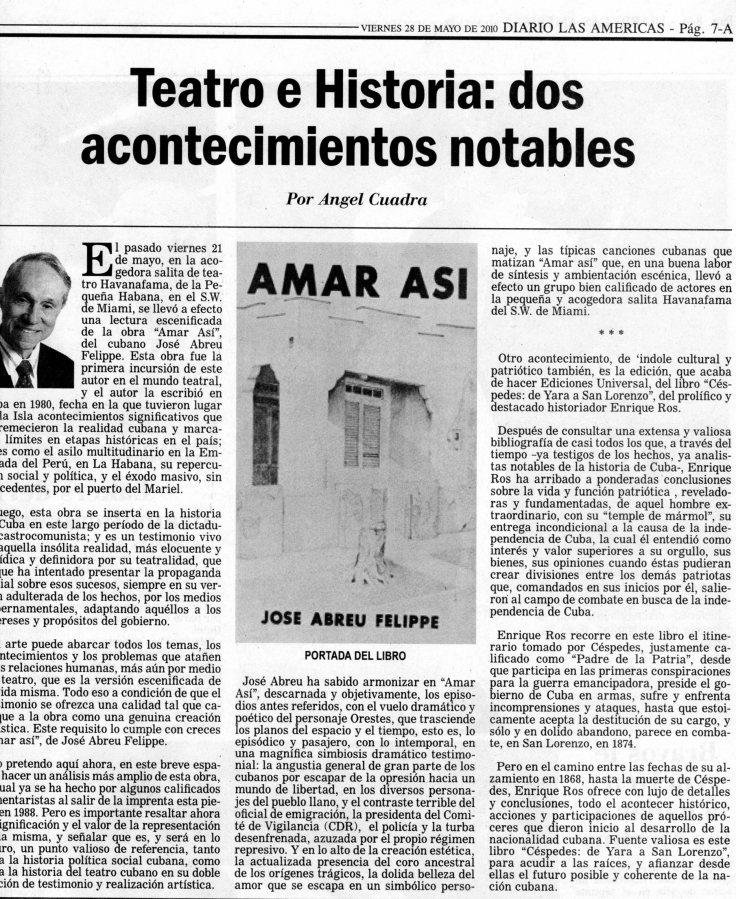 CriticaAmarAsi05.28.2000