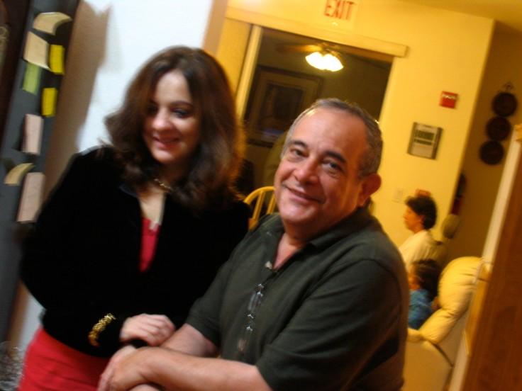 Yvonne López Arenal y Sergio González. Foto: Mario García Joya.