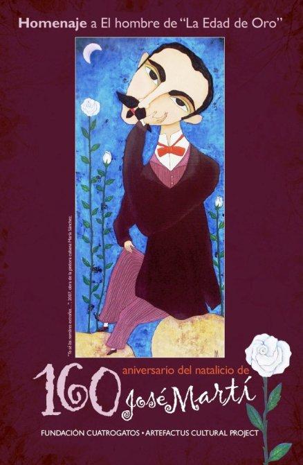 Postal160Aniversario.Diseño de cubierta María Sánchez