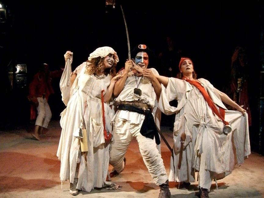 Actores de Teatro Buendía en
