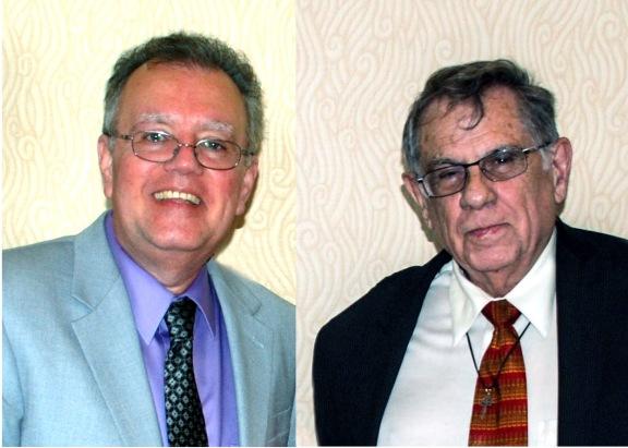 Rolando Morelli y Matías Montes Huidobro.