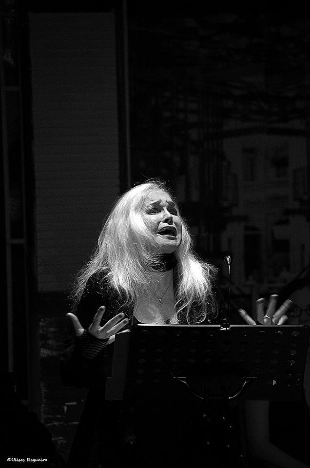 Teresa María Rojas. Foto: Ulises Regueiro.