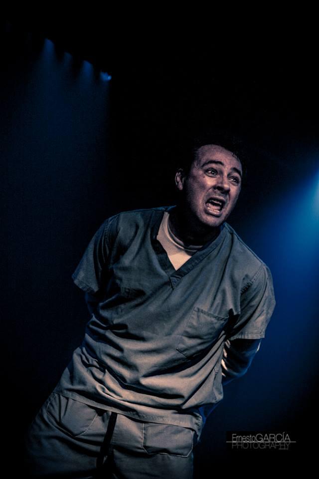 El actor Tomás Doval en 'Sin Retorno'. Foto: Ernesto García.