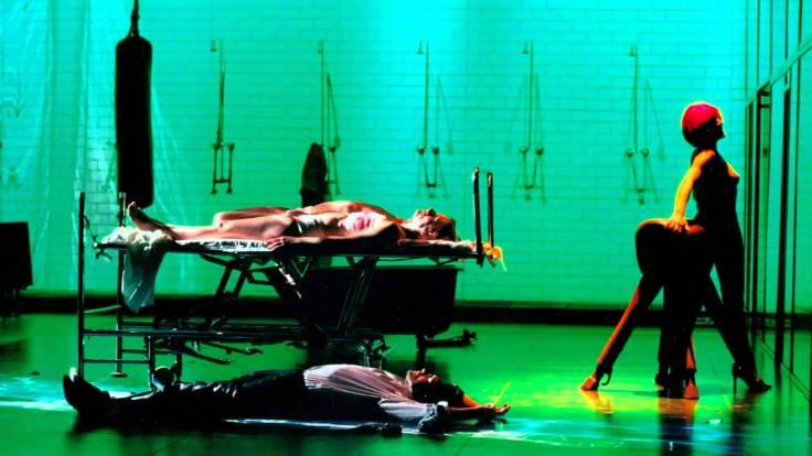 """""""Purificado"""" de Sarah Kane en dirección de Krzysztof Warlikowski."""