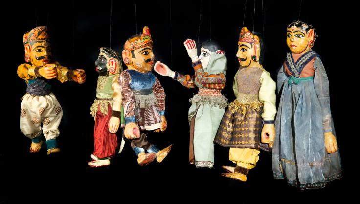 International Puppet Museum, Brussels