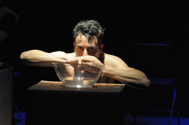 Yunier López. Foto cortesía de Asela Torres.