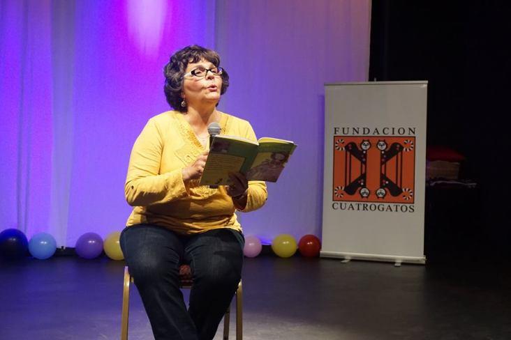 Historia para niños en la voz de Annie Plasencia.